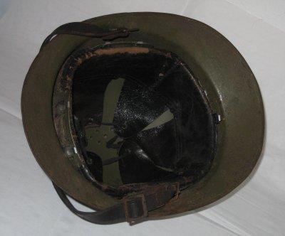 Intérieur Casque Adrian M26