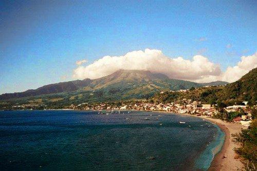L'île lointaine  (nostalgie tropicale)