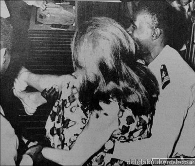 Souvenir d'époque: Dalida en Martinique !!!