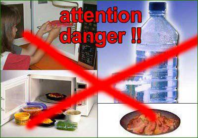 Cuisine : Attention danger !!