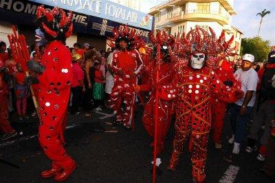KANNAVAL MATINIK  (le carnaval de Martinique)