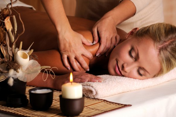 Le massage relaxant: NO STRESS