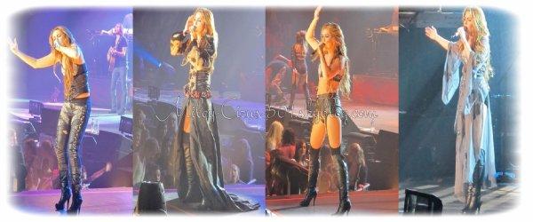 Miley Cyrus s'est laissée aller à une petite reprise. Elle a pris Gorillaz pour cible, au grand dam des fans du groupe de Damon Albarn.