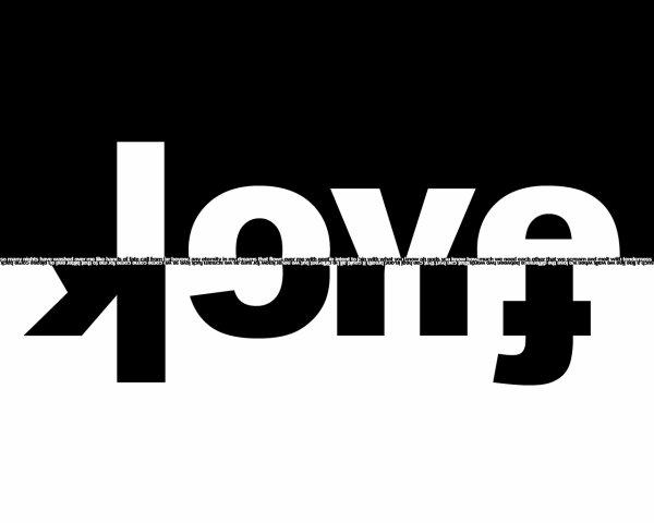 Fuck Love.