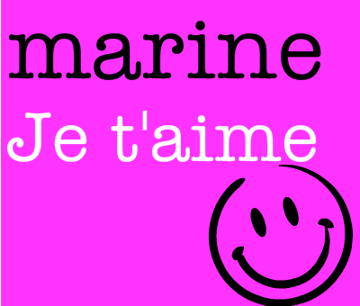 Marine ♥ !! Article 45