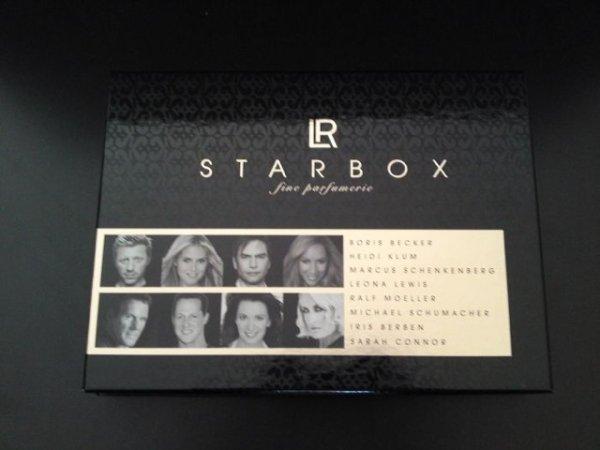 starbox échantillon de parfum