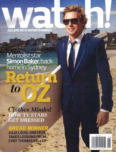 Johnny depp ou Simon Baker ?????=)