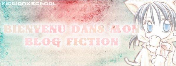 Bienvenu Dans Mon Blog Fiction