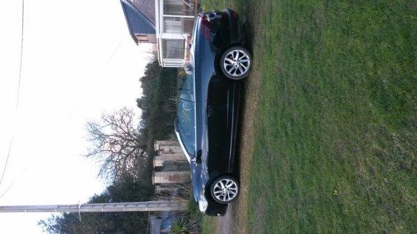 Ma nouvelle voiture que je me suis offert il y a un an