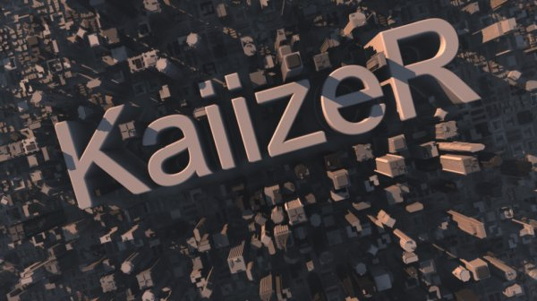 "KaiizeR #  "" City """