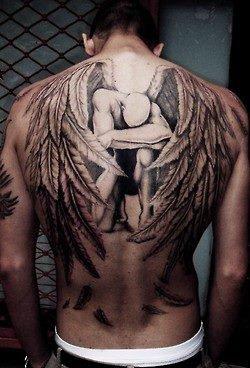 Les ailes !