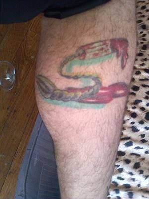 Tatouages mal fait et les pires !