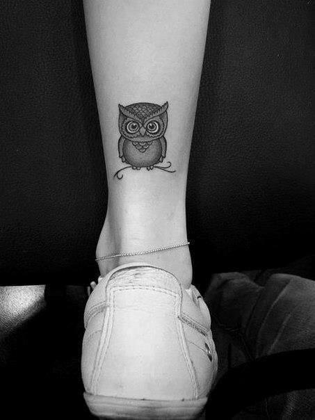 Quelques tatouages trop mignons et petits
