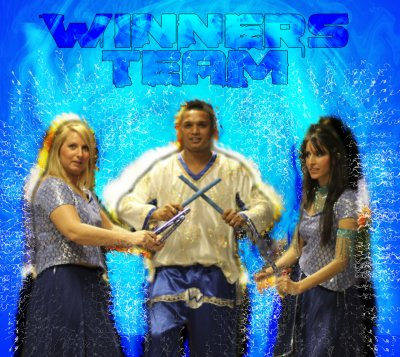 Winners team