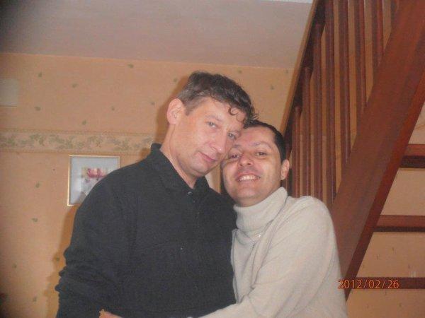 eh !!!! oui c moi et mon homme , cela fait 4 ans que nous sommes ensembles