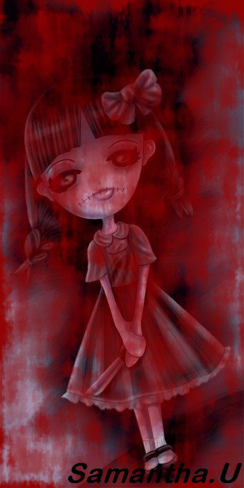 ~Histoire 7~ Une poupée avec du caractère : One shot