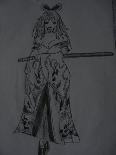 Vite fait, un de mes dessins