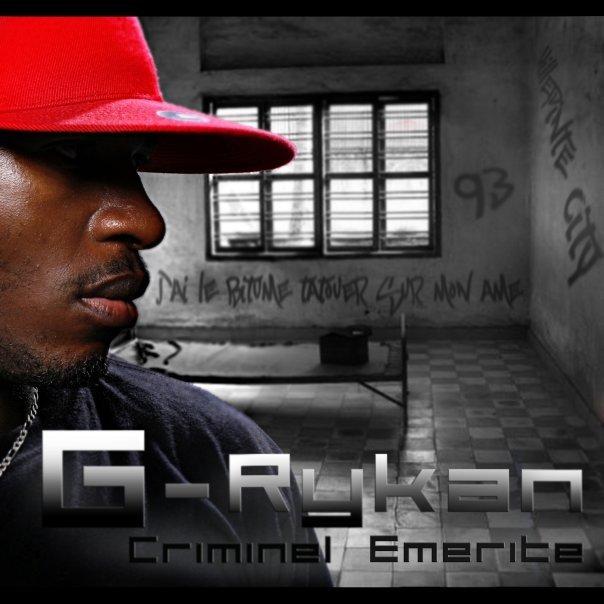 """ALBUM """"CRIMINEL EMERITE"""" DISPO LE 30 SEPTEMBRE"""