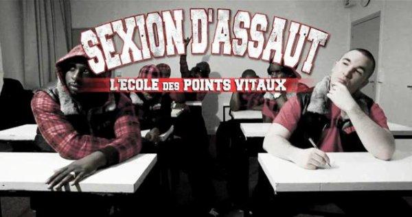 sexion s'assaut