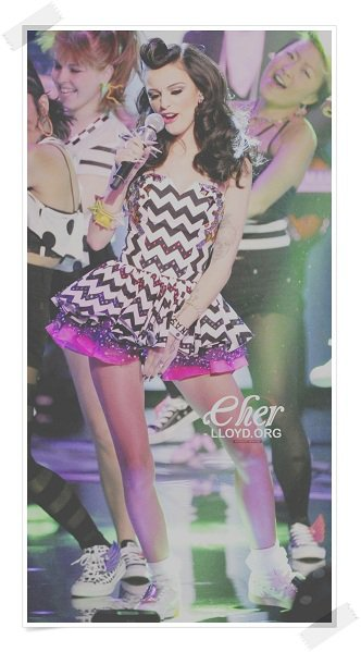 Cher Lloyd à l'American Got Talent