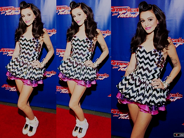 Cher Lloyd à l'American Got Talent