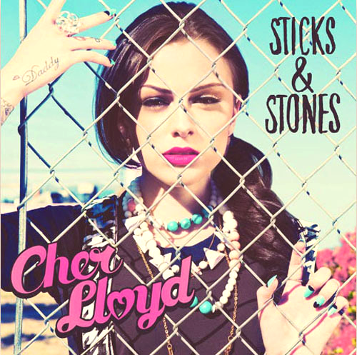 Pochette de Sticks + Stones (US Version)