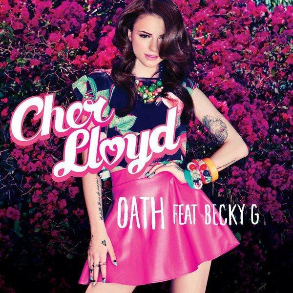 Pochette de Oath ft Becky G
