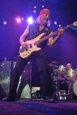 Concert de Deep Purple au WEX de Marche-en-famenne