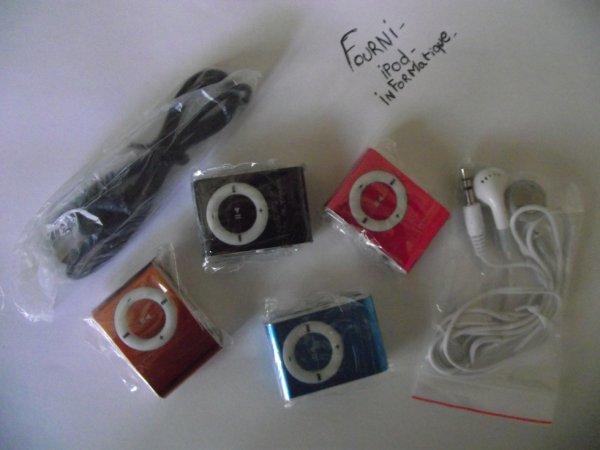 MINI CLIP MP3 RECU,