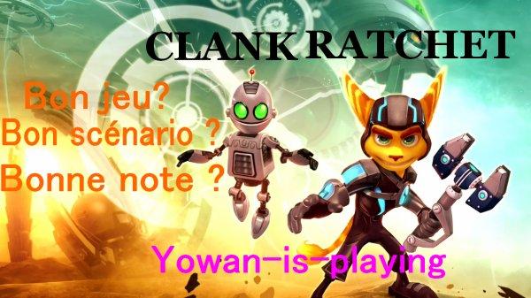 Test de jeu : Ratchet & Clank ALL 4 ONE