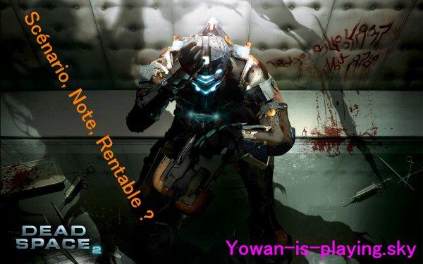 Test de jeu : Dead Space 2
