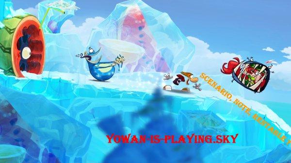 Test de jeu : Rayman® Origins