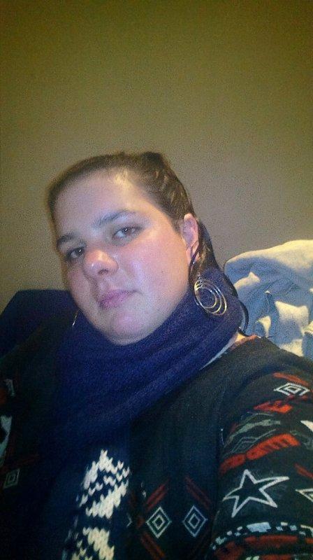 C'est moi Laetitia 27 ans de Belgique à Anvers