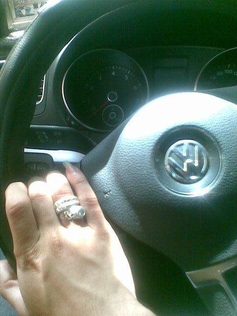 Me gusta el volante