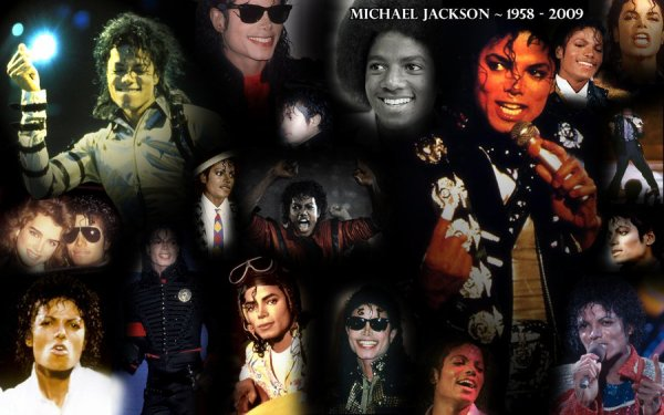 Michael Jackson :(