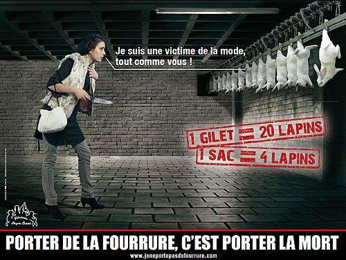 Fourrure = Torture !!!