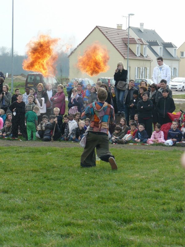 Carnaval de Houdancourt Mars 2011