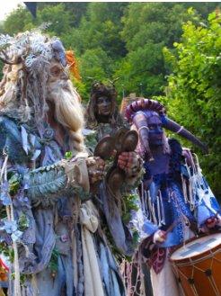 Médiévales de St Ursanne -Suisse - Juillet 2011