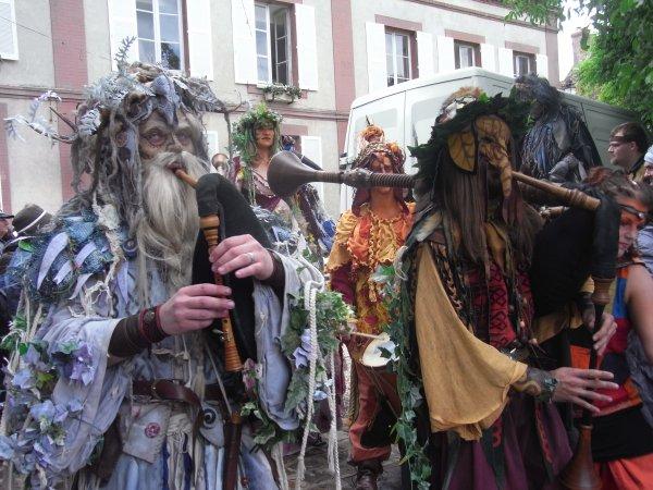 Mariage Provins - Juin 2011