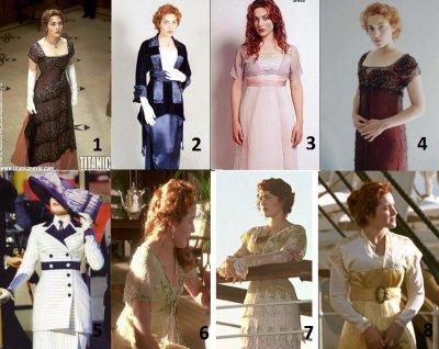 Les Robes De Rose Titanic 1997 2012