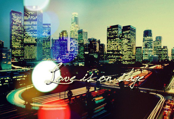 _____ - Chapitre 1 - _____ «Los Angeles, here I am !»  _____