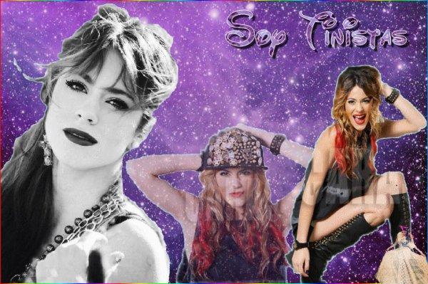 ♥kif et remixe si tu es une Tinistas!!♥