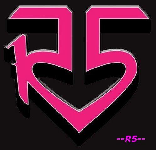 R5 ♥ Le logo du groupe !!! ♥