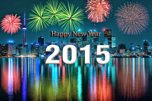 BONNE ANNEE 2015 !!!! ♥