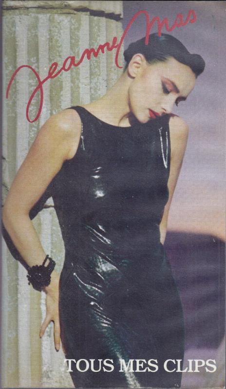 "Jeanne Mas ""en habits"" du ""VHS"""