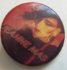 Jeanne Mas' button badge/pin