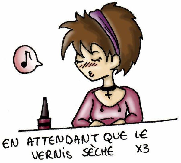 Oh my lovely Verniiiiiis ! Yeah !