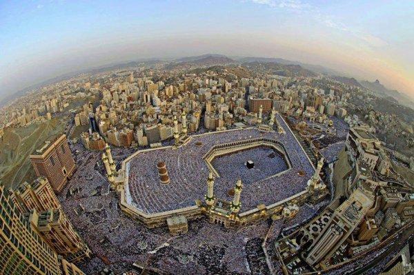 Makkah :')♥