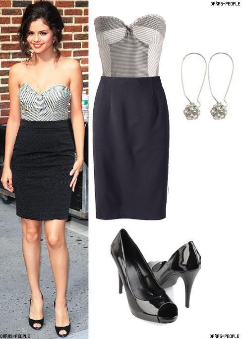 Adoptez le Style de Selena Gomez .