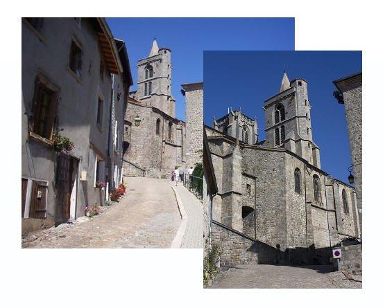 Eglise de St Bonnet le Château